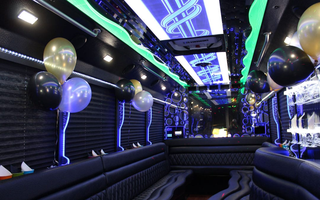 Acton IN Party Bus